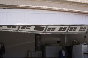 Garage Door Dented Panel Repair Ventura CA