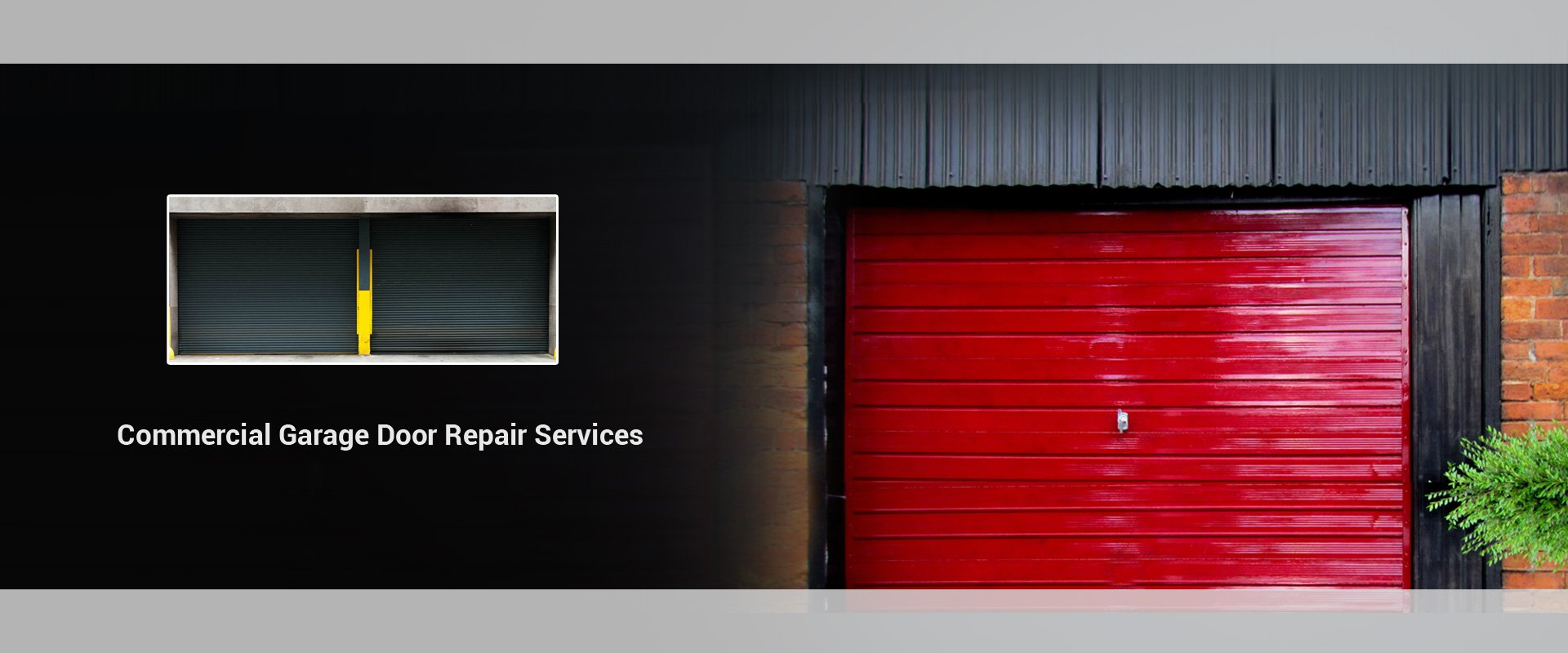 Commercial Garage Door Repair Ventura CA