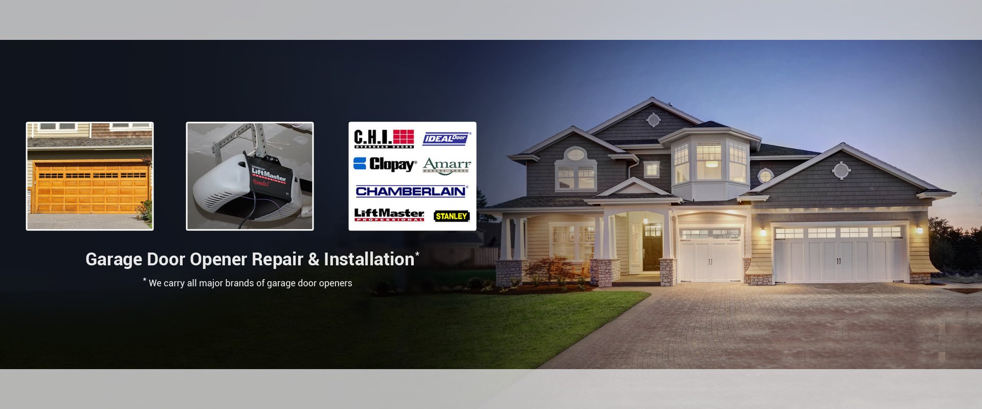 Garage Door Opener Repair And Installation Services Ventura CA