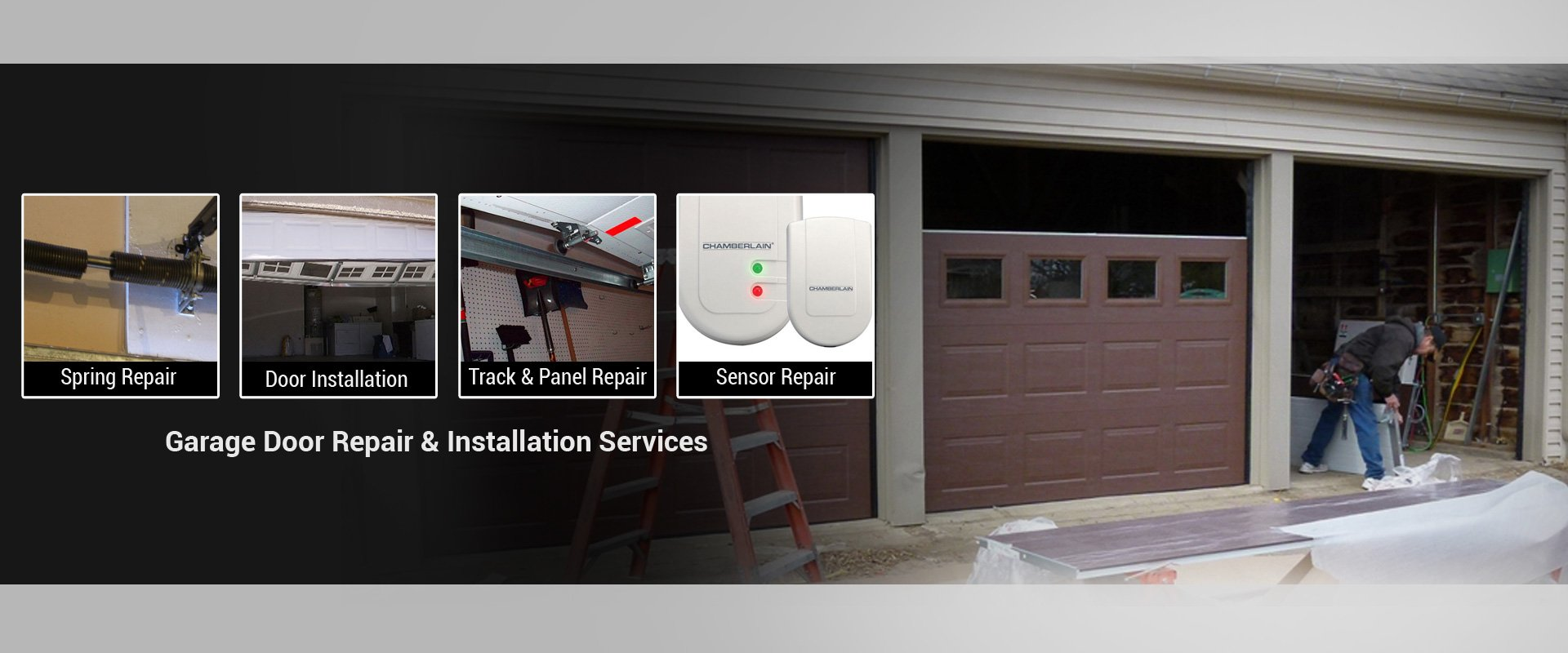 Garage Door Repair And Installation Service Ventura CA